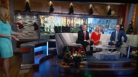 Fox News Fox And Friends, 12/24/2014